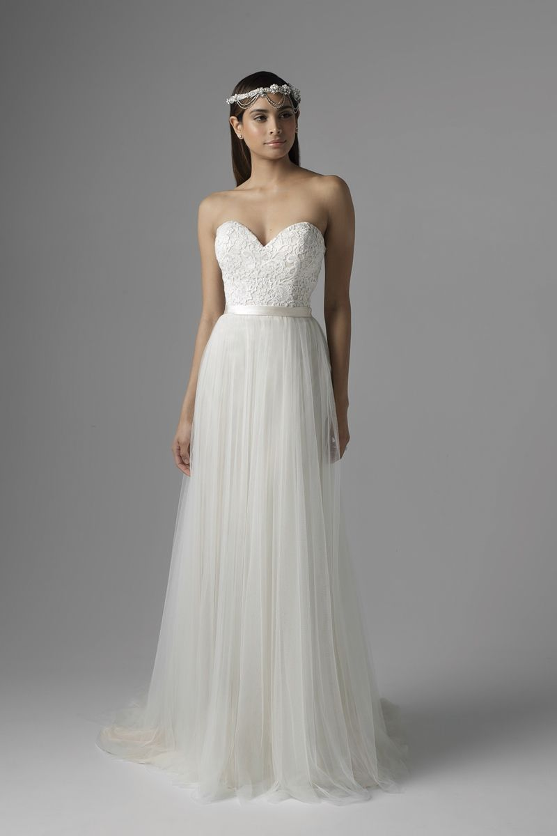 Mia Solano - Wedding Dress - Chanel