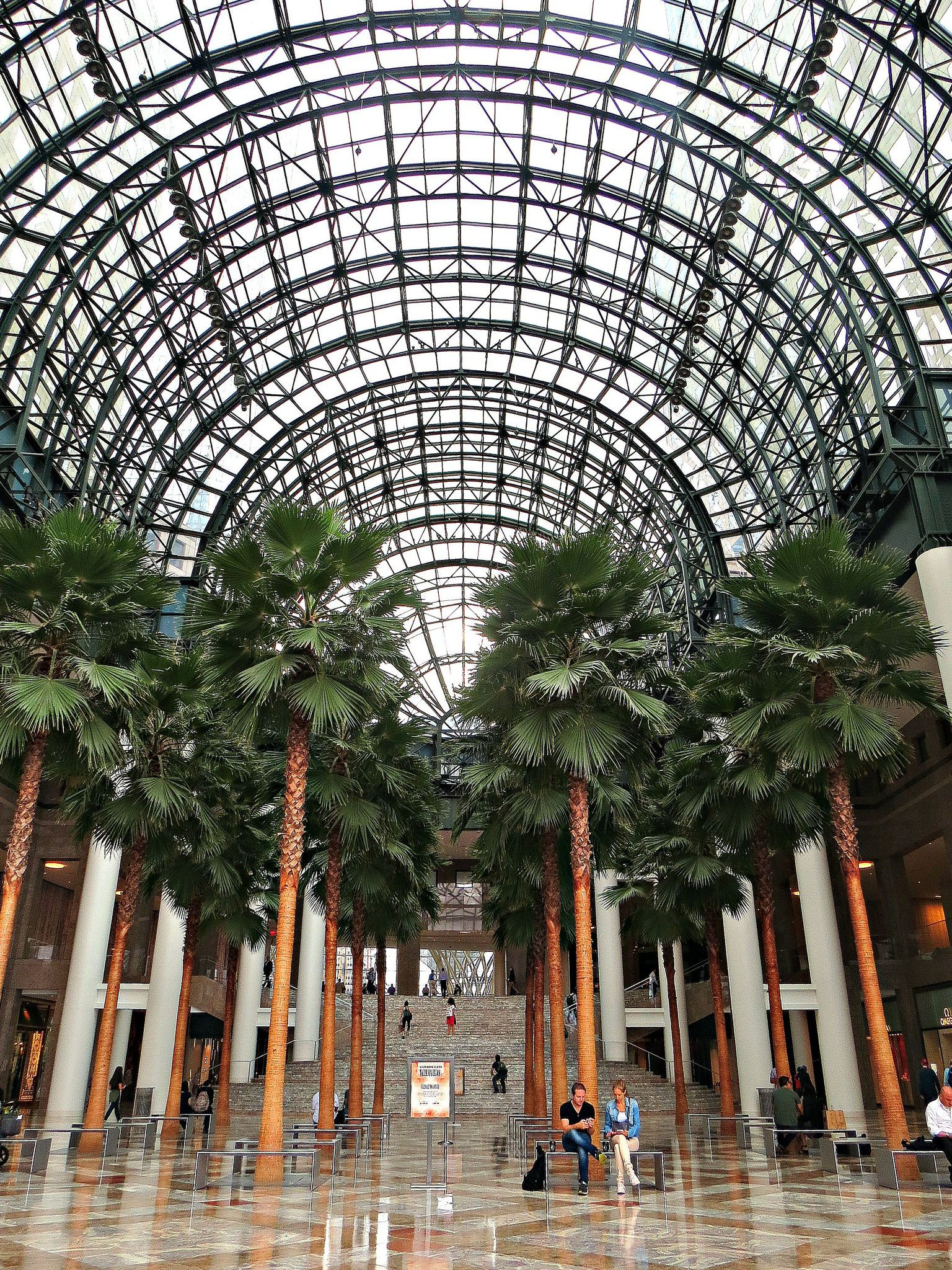 Winter garden atrium brookfield place 200 vesey street new york city new york again for 200 garden city plaza