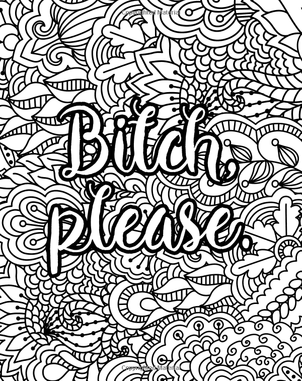 Potty Mouth 2 A Coloring Book For Sweary Adults J A Hildreth 9781537198620 Amazon Com Boo Words Coloring Book Swear Word Coloring Book Swear Word Coloring