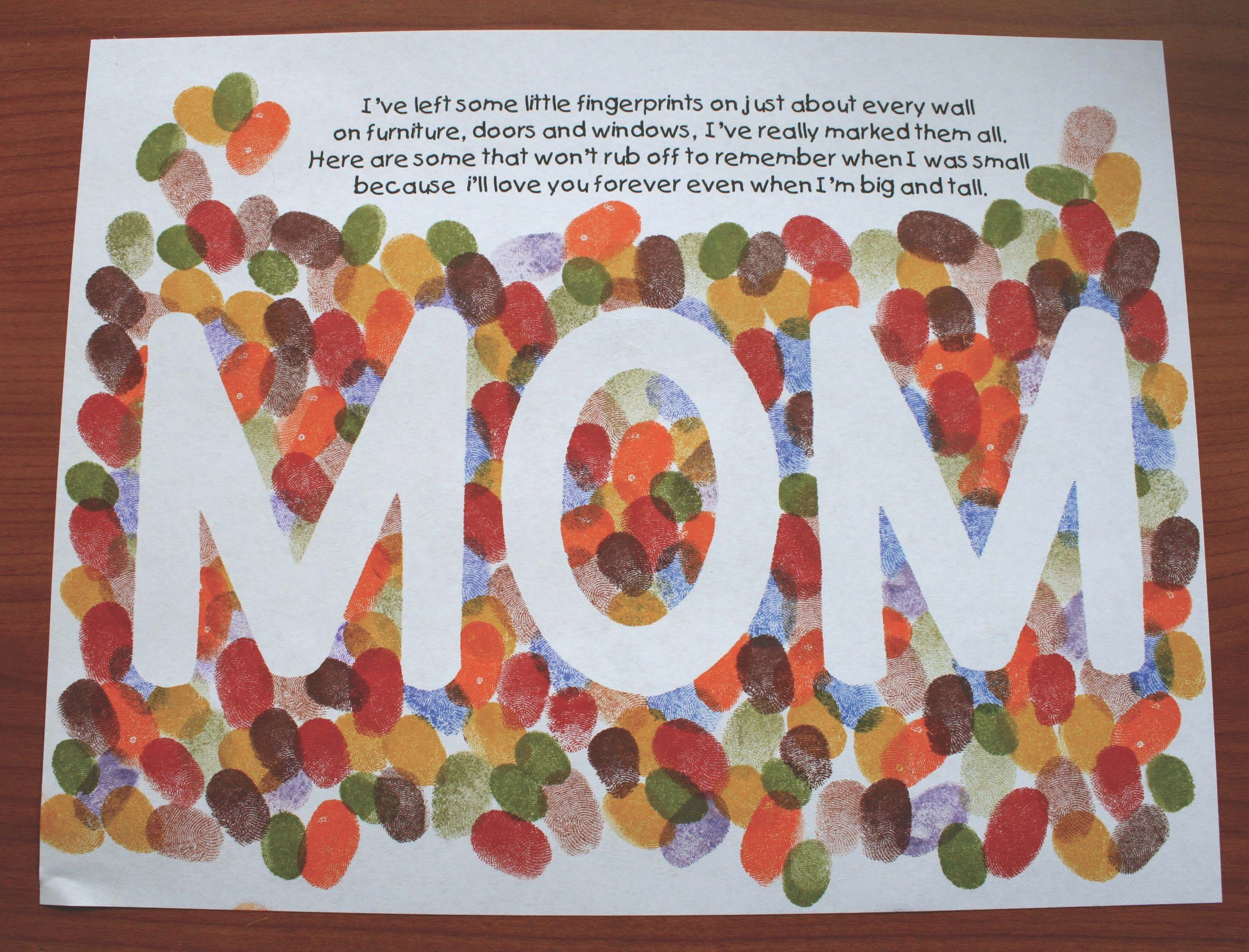 Colorful Mother S Day Ideas