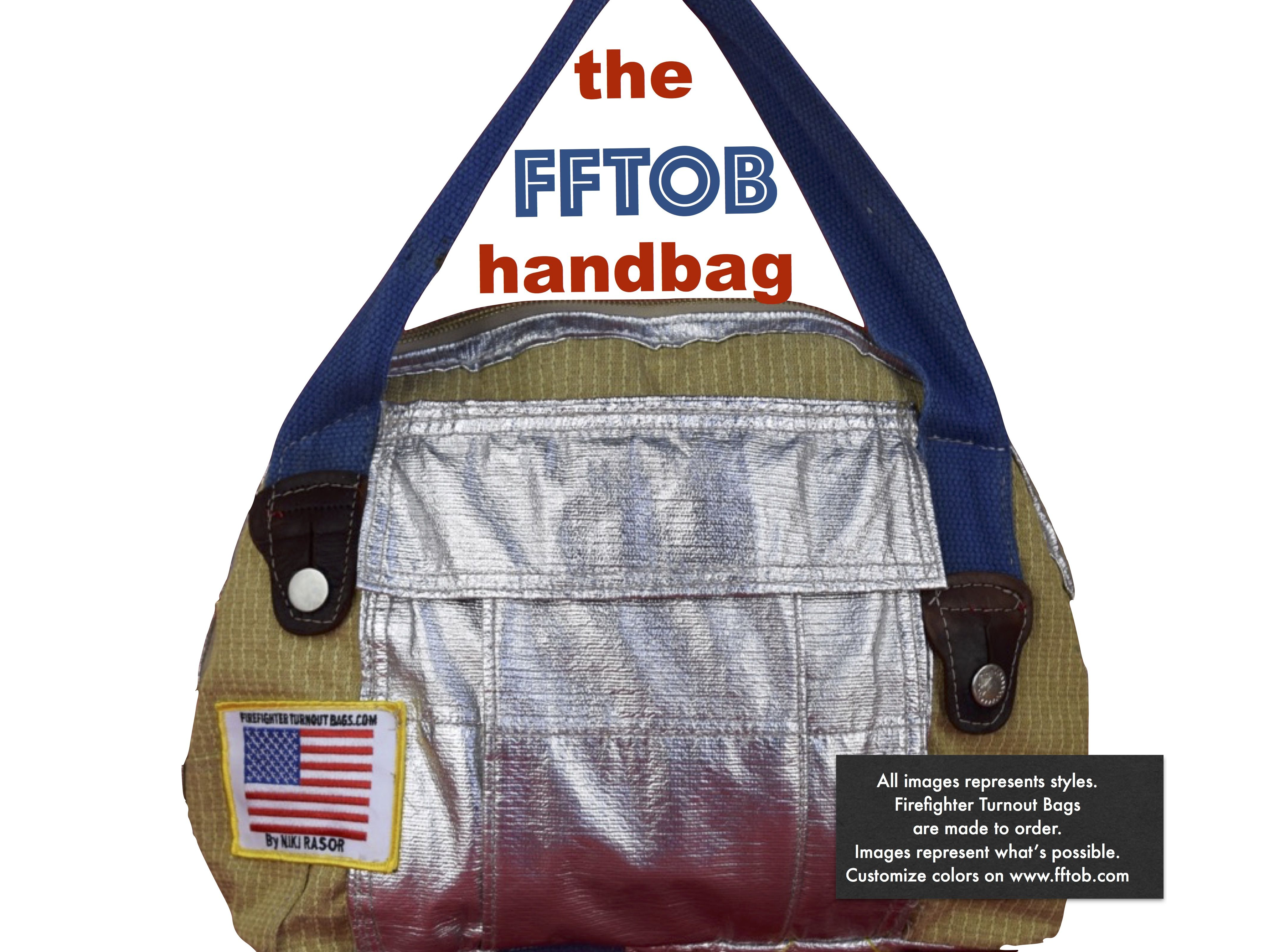 Recycled bunker gear bags - Firefighter Turnout Camera Bag By Niki Rasor Www Firefighterturnoutbag Com