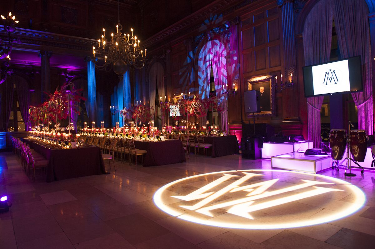 Bar mitzvah decor south florida mitzvah production by 84 west events - Alexander S Show Stopping Red Bar Mitzvah