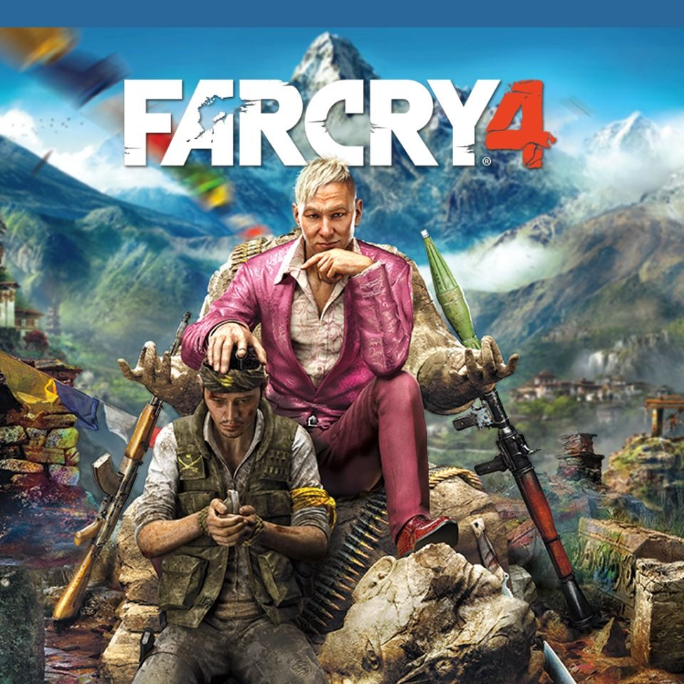 Far Cry® 4 (With images) Xbox one games, Far cry 4, Ps4