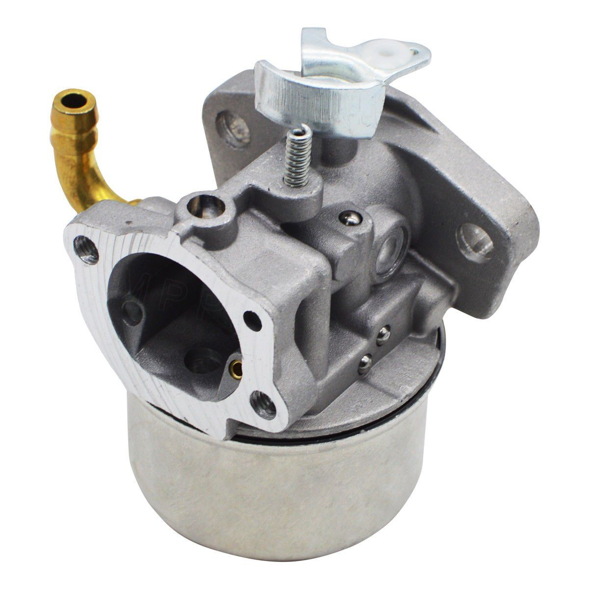 Podoy 696981 Carburetor For Briggs Stratton 697354 790290 698860 Tuneup Kit With Fuel Shutoff Valve Lawn Mower Replac Craftsman Tiller Landscaping Tools Tiller