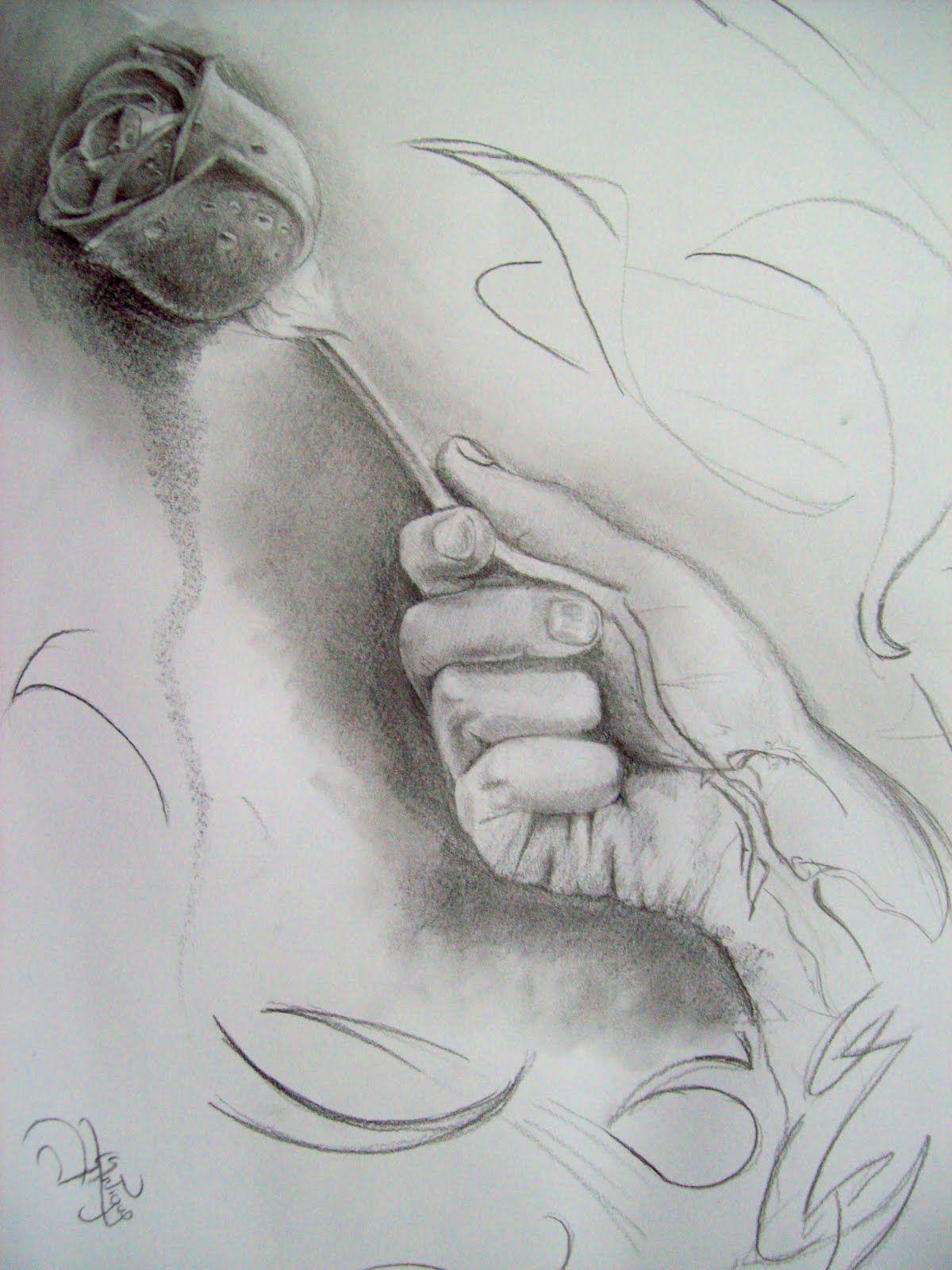 imagenes de como dibujar una rosa  Buscar con Google  ayudas