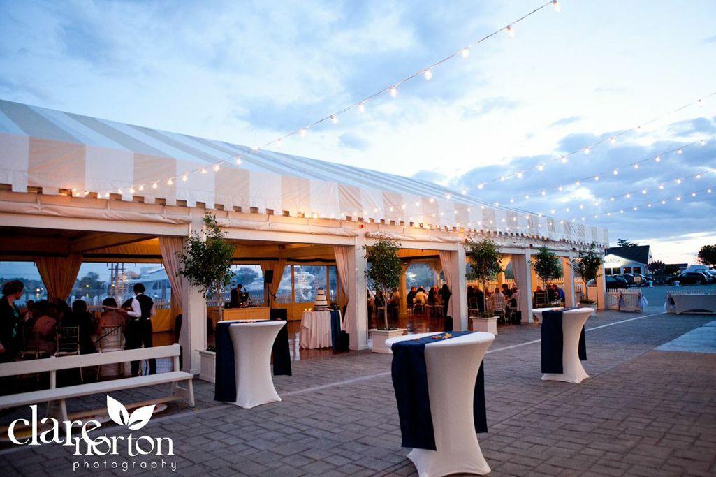 The Regatta Place Wedding Venue In Rhode Island
