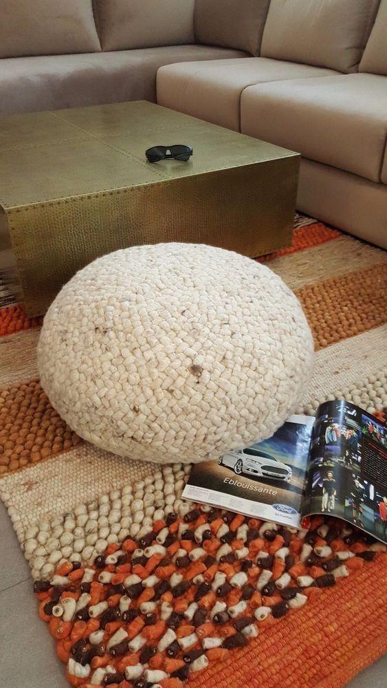 Handmade 100 wool Casual Living room decorative