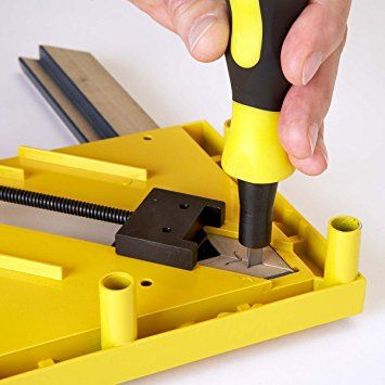 Logan Wood Picture Frame Hobby Joiner Hand Tool Kit Review Picture