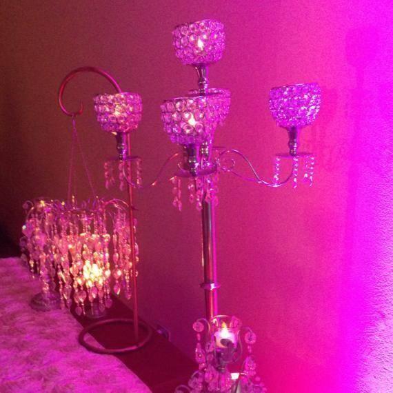Candelabro de Cristales, cascada de cristales, caminos Rossette , Premiacion, CIFCO