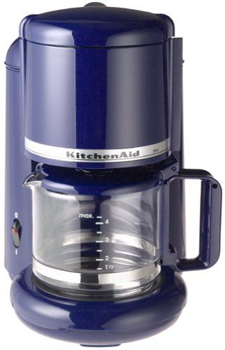 Amazon Com Kitchenaid Kcm055 4 Cup Ultra Coffeemaker