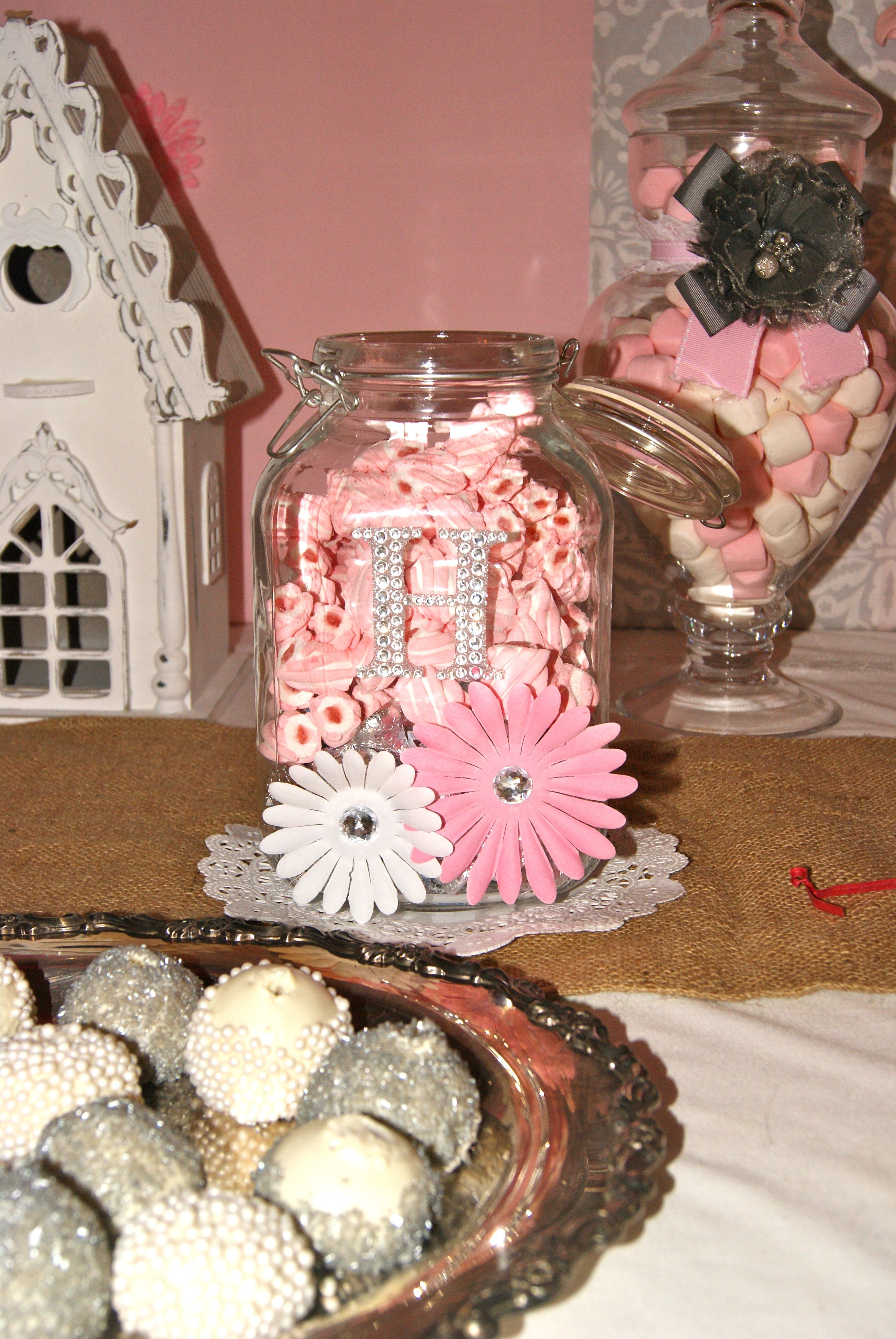 Love The Decorated Jar