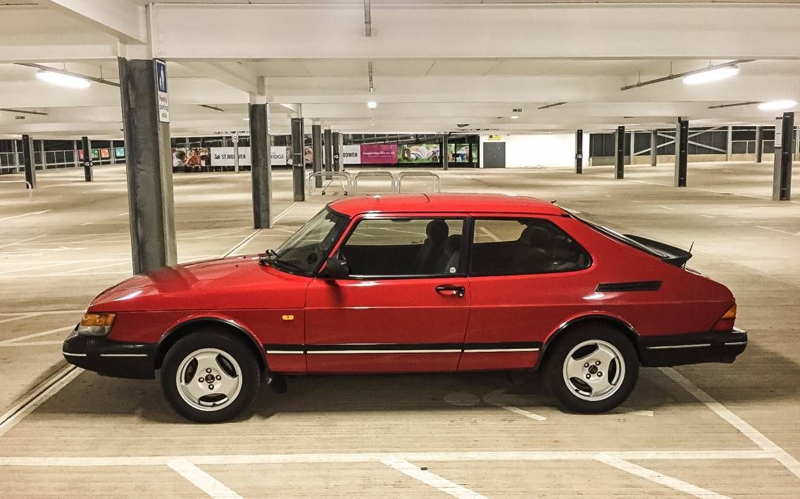 Looks to be in very fine fettle, 1993 Saab 900  #saab