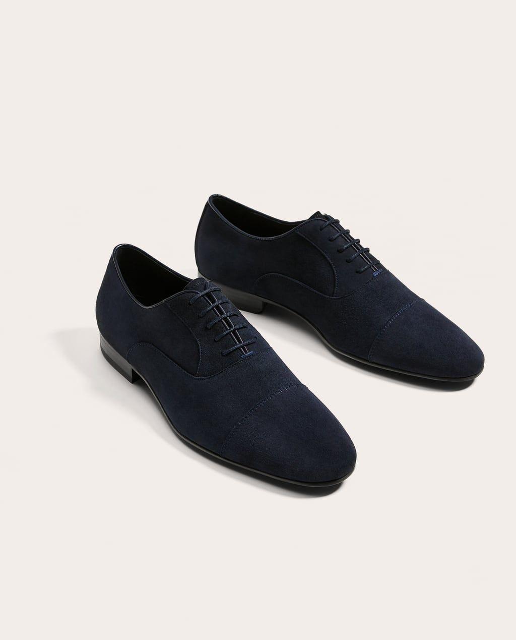 ClassyDude - Zapatillas de Material Sintético para hombre Negro azul marino qCGlltD8