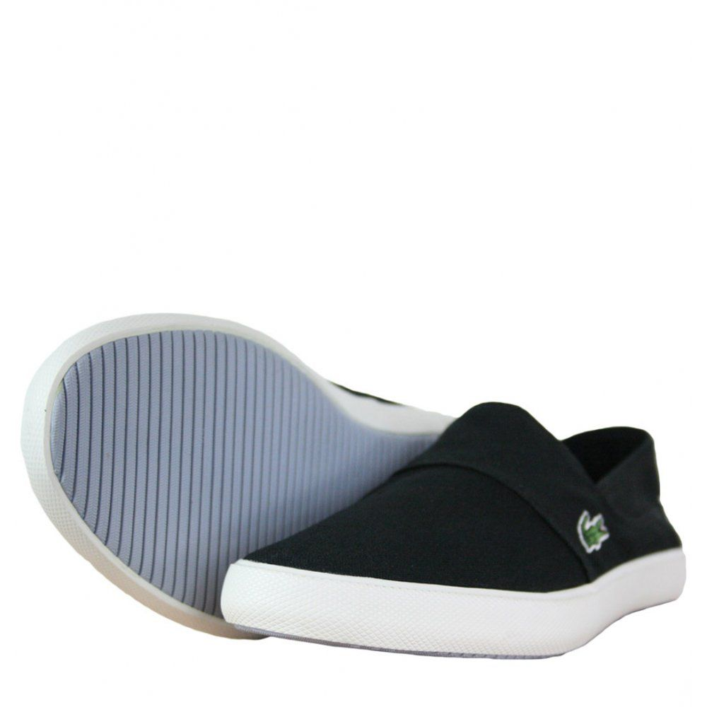 48a0316eb Lacoste Clemente SPM Mens Espadrilles AW12 Black Light Blue