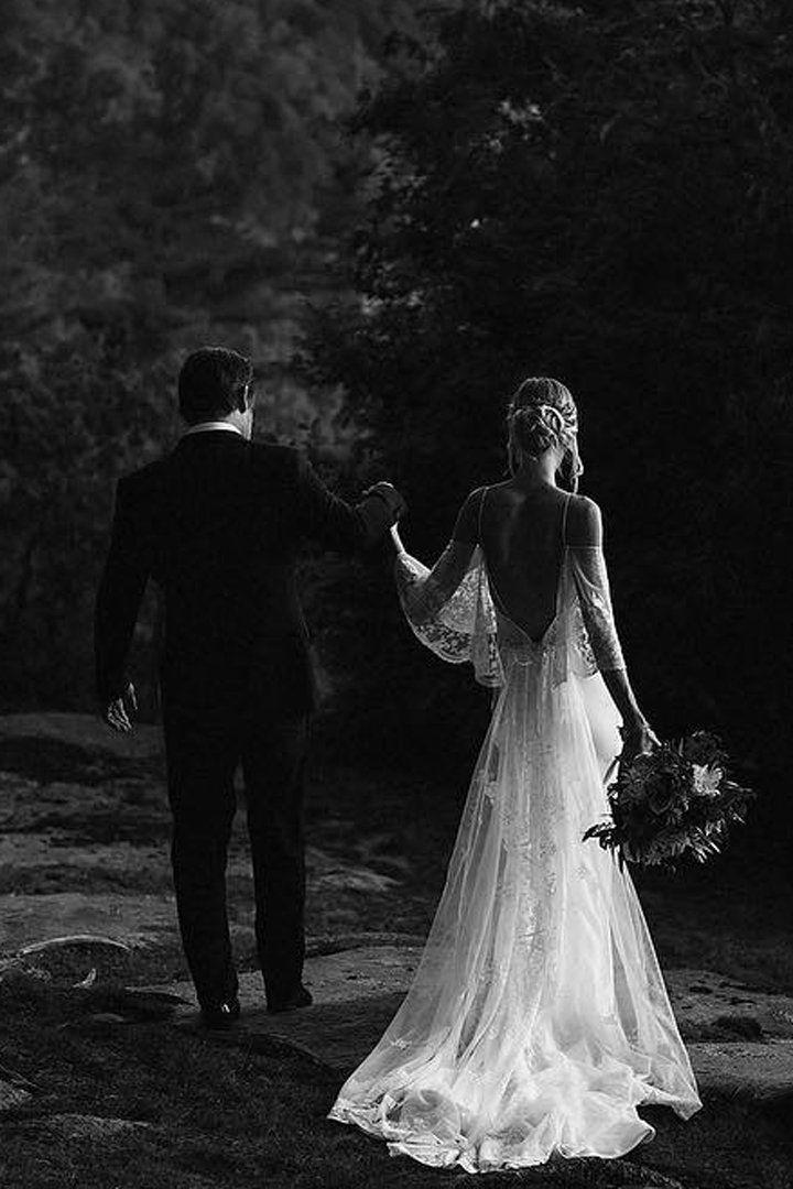 The Sentimental Story Behind Kathryn Boyd's Self-Designed Wedding Dress