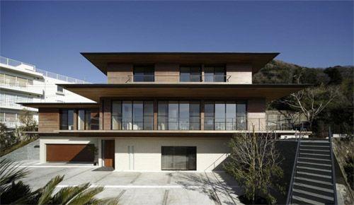 Modern Japan House Modern Japanese House Of T Residence By Kidosaki ...