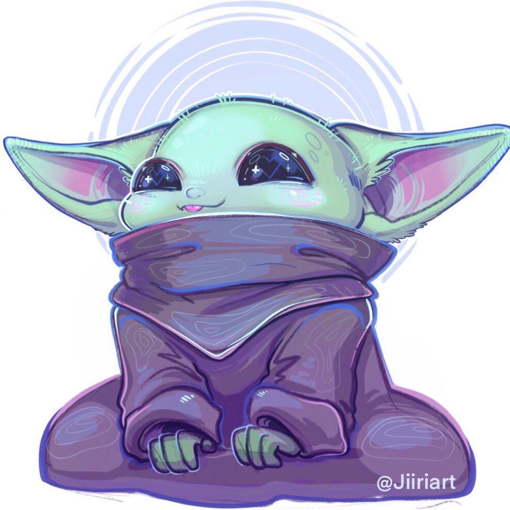 Pin by Sakura9207 on Star Wars Yoda art, Star wars art