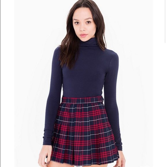 a615660e46 American Apparel Plaid Tennis Skirt Matilda Plaid American Apparel Plaid  Tennis Skirt in Matilda Plaid. size Small. NEW without tags.