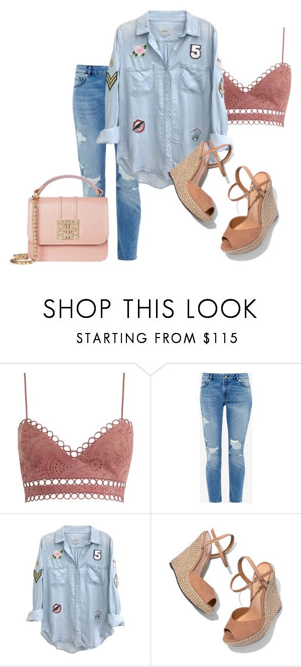 """Laura's Outfit ;)"" by stunninginstyle on Polyvore featuring Zimmermann, Ted Baker, Rails and Schutz"