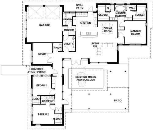 Net Zero energy use 2 | Floor plans | Pinterest | House and Modern