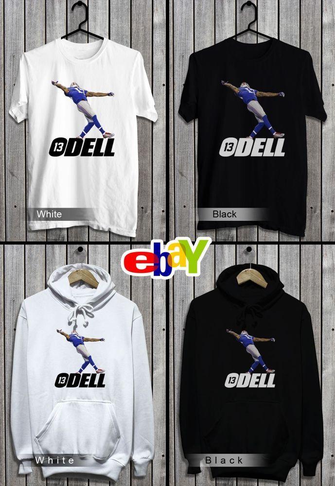 88526eb63 Odell Beckham Jr New York Giants T-Shirt-Sweatshirt-Hoodie Black #fashion # clothing #shoes #accessories #mensclothing #shirts (ebay link)
