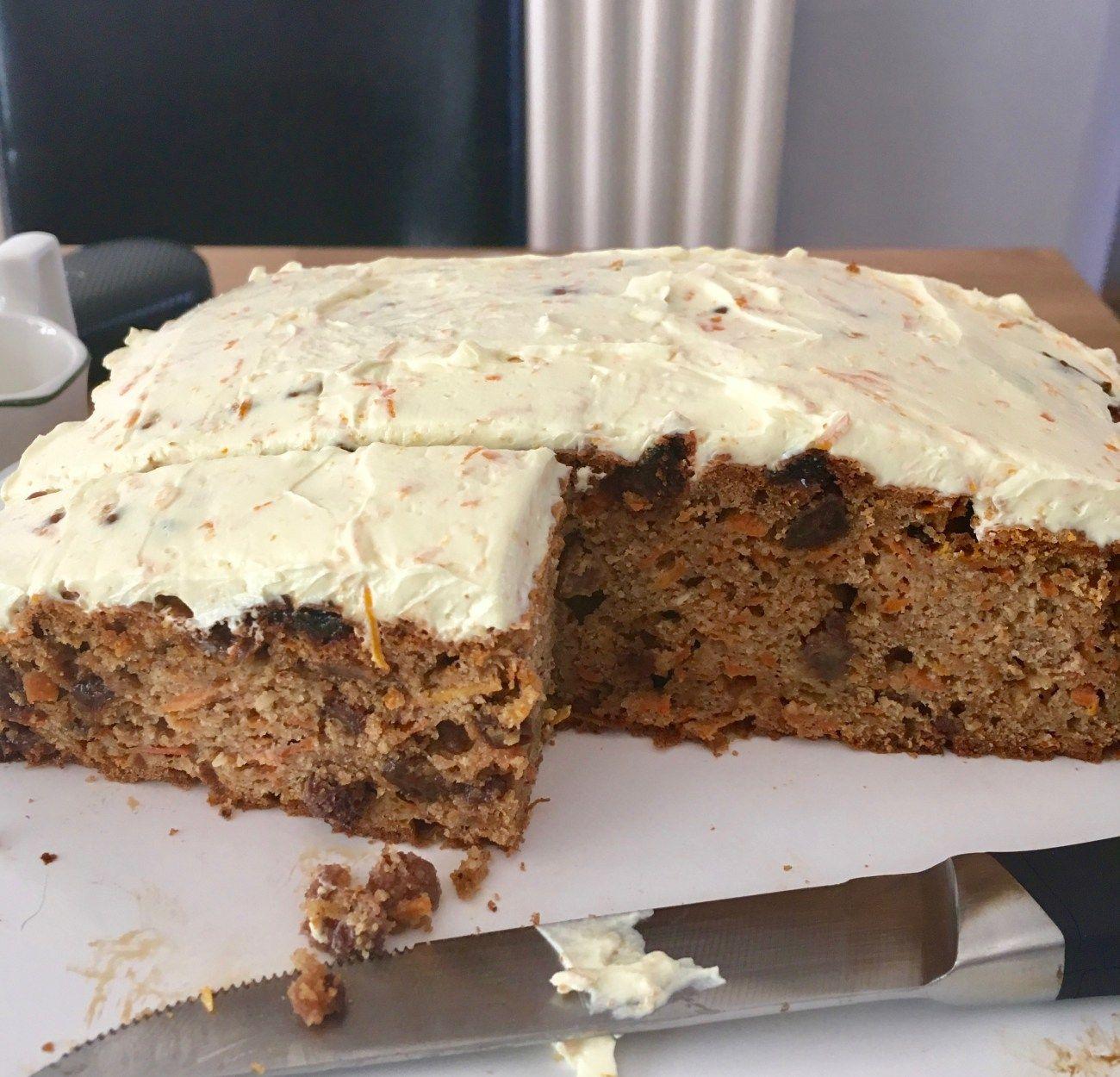 Diabetic carrot cake recipe sugar free diabetic carrot