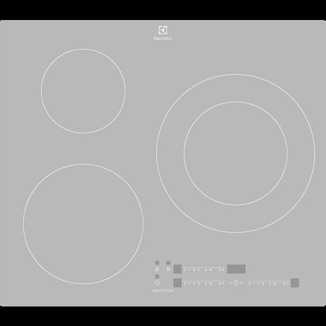 Plaque Induction Electrolux Dit60342cs Plaque De Cuisson Induction Minuteur Table De Cuisson Induction