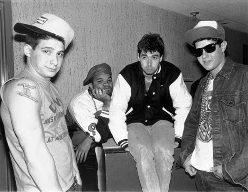 The Beastie Boys will never be the same without MCA (May 2012). RIP