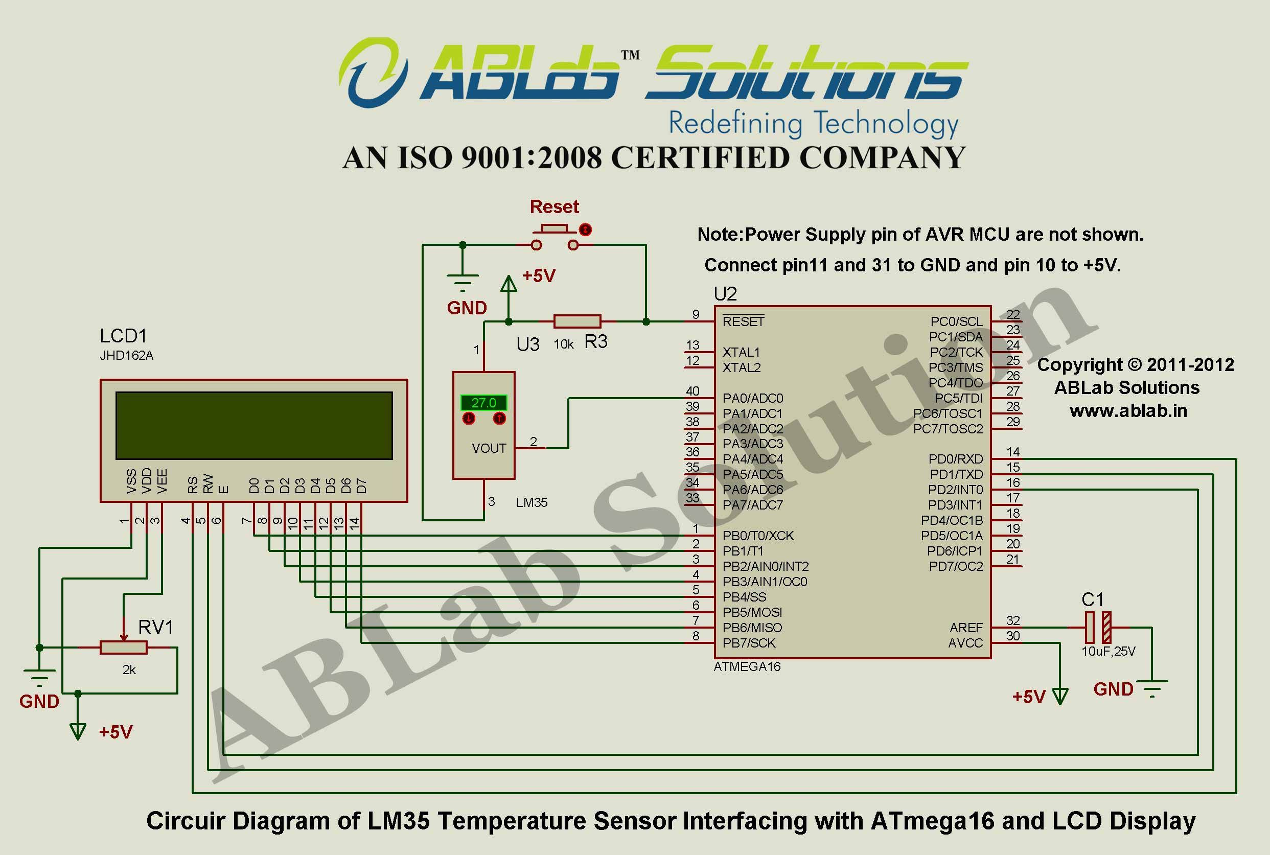 LM35-Temperature-Sensor-Interfacing-with-AVR ATmega16