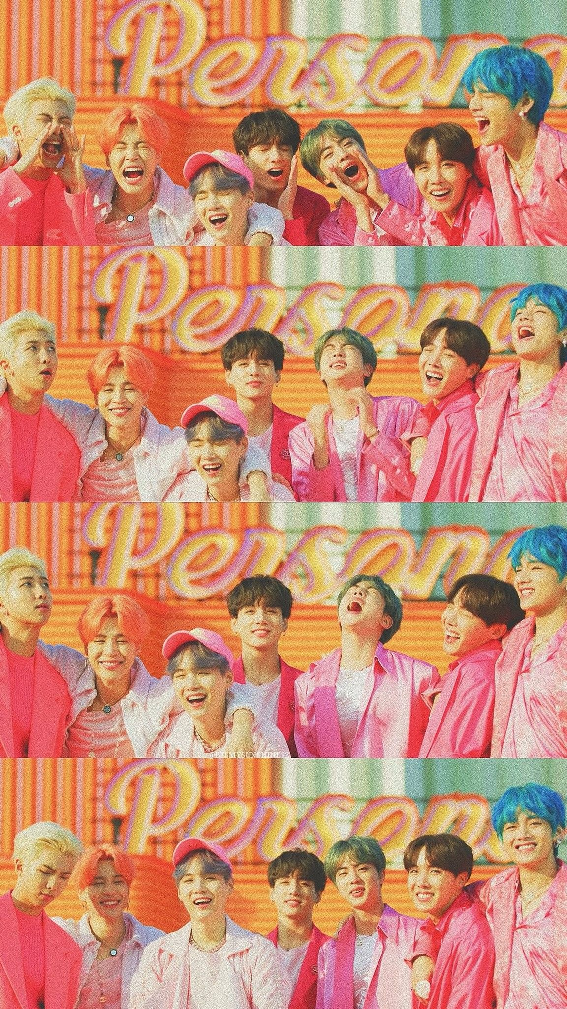 Bts wallpaper boy with luv