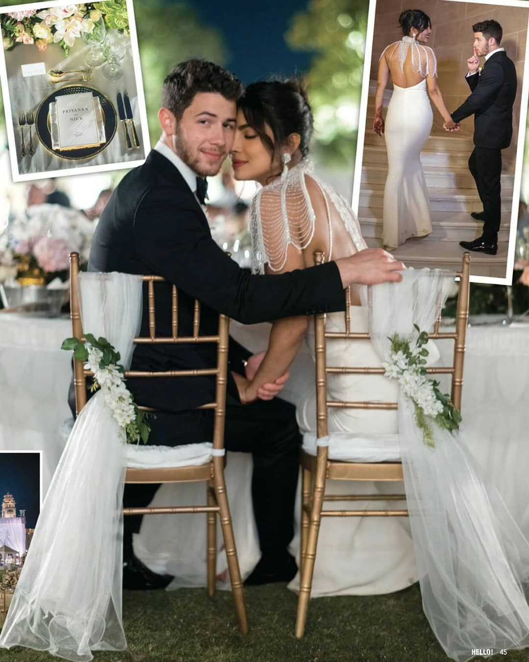 a517fb43b4 17 Things We Loved About Priyanka Chopra & Nick Jonas' Wedding! - UrbanClap