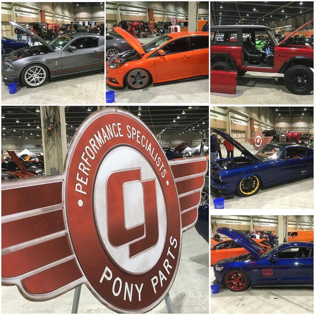 CJ Pony Parts Attended The Th Annual Motorama Event At The Farm - Car show harrisburg pa