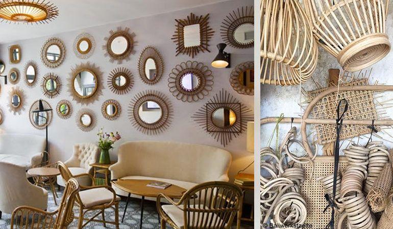 Les Meubles En Rotin Pour Une Deco Tendance Made In Bali Decor Home Decor Furniture