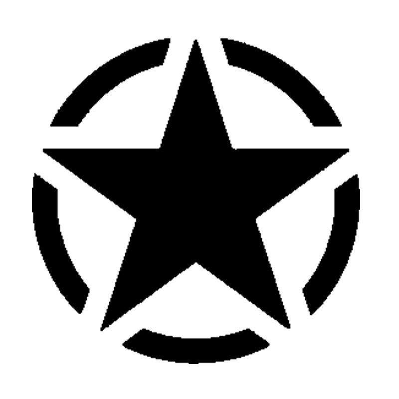 find more stickers information about allied star silhouette vinyl sticker schwarz matt us army. Black Bedroom Furniture Sets. Home Design Ideas