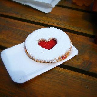 sweet taste of love