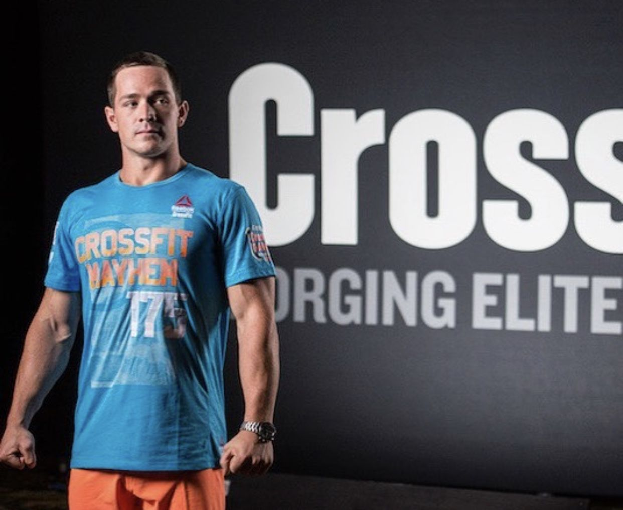 efe98b75db5 James Hobart Returns to Reebok CrossFit® Games Regionals As an Individual  Athlete https