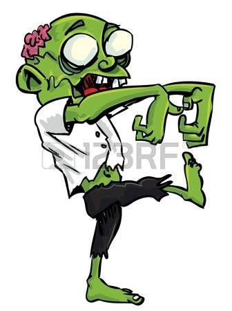 Halloween Zombie Hand Gesture Set Realistic Cartoon Isolated Zombie Cartoon Realistic Cartoons Cartoon