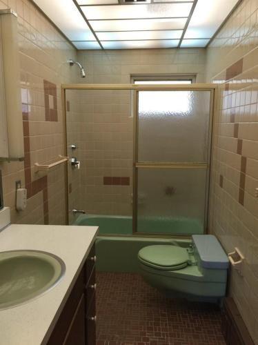 Bathroom Home 63 Howard Avenue Binghamton New York USA Built