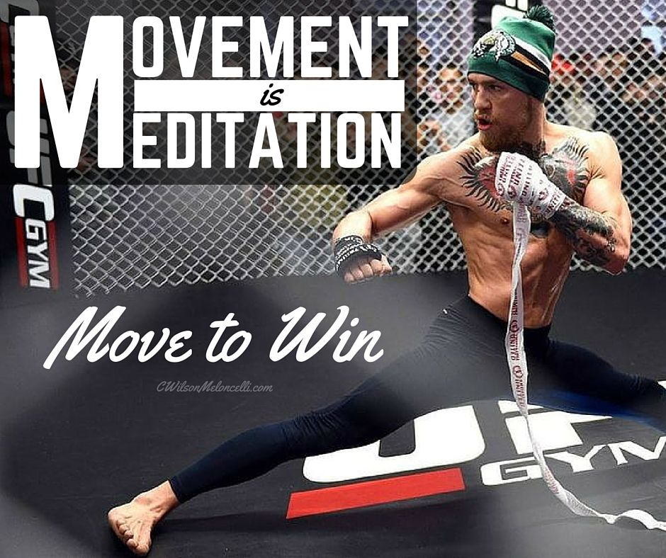 4 Major Benefits of Meditation for MMA Fighters (met