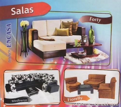 Muebles Jhony Punto de fábrica: Salas , Sofá , Comedores , Alcobas ...