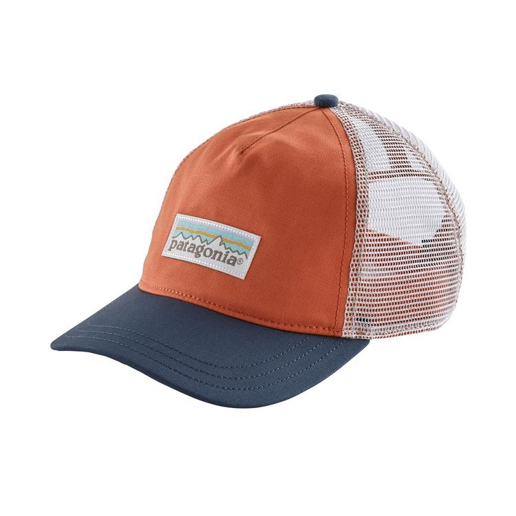 acbcc001132 Women s Pastel P-6 Label Layback Trucker Hat