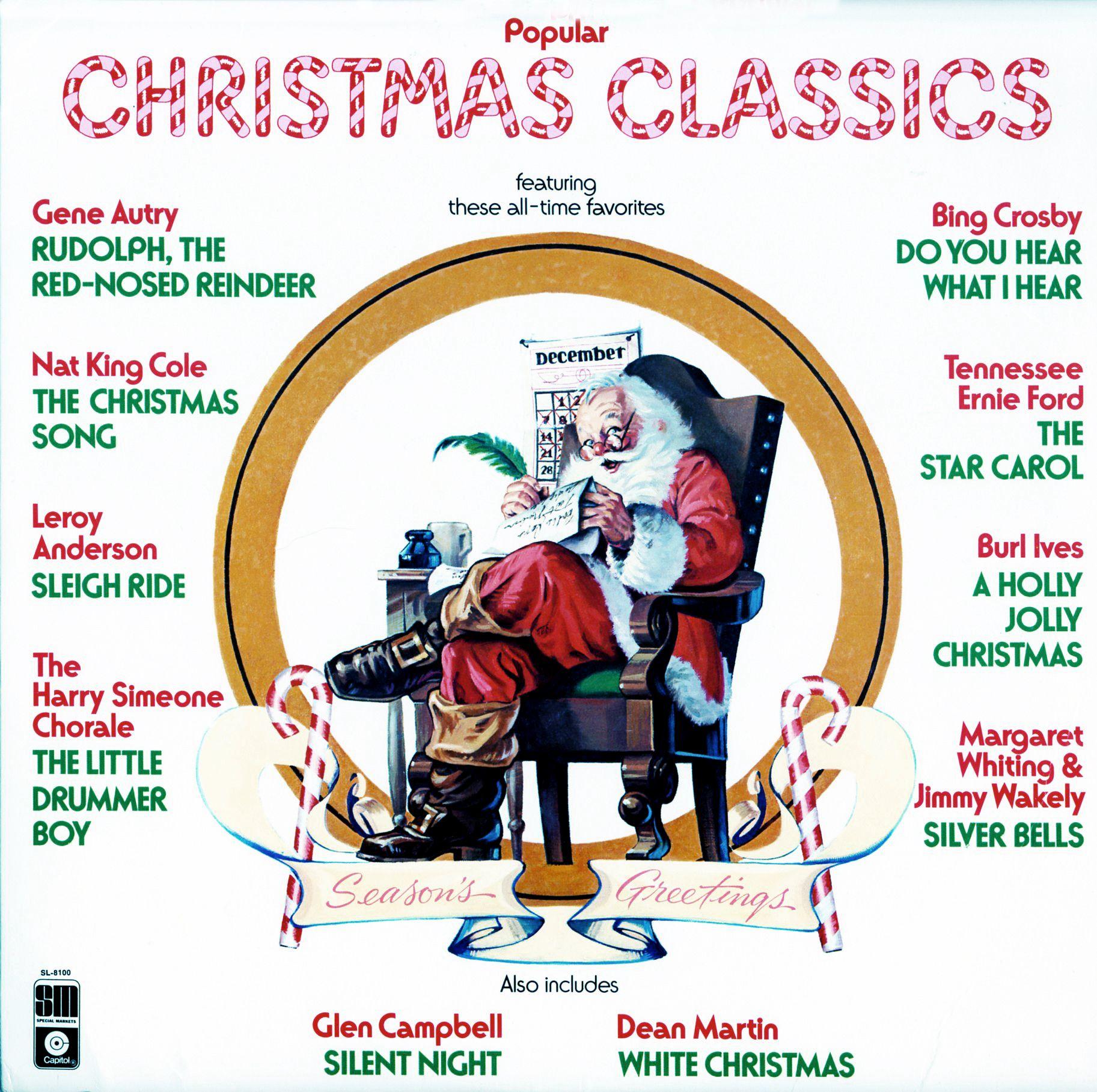 Firestone - Popular Christmas Classics | Christmas Albums 2 (Vinyl ...