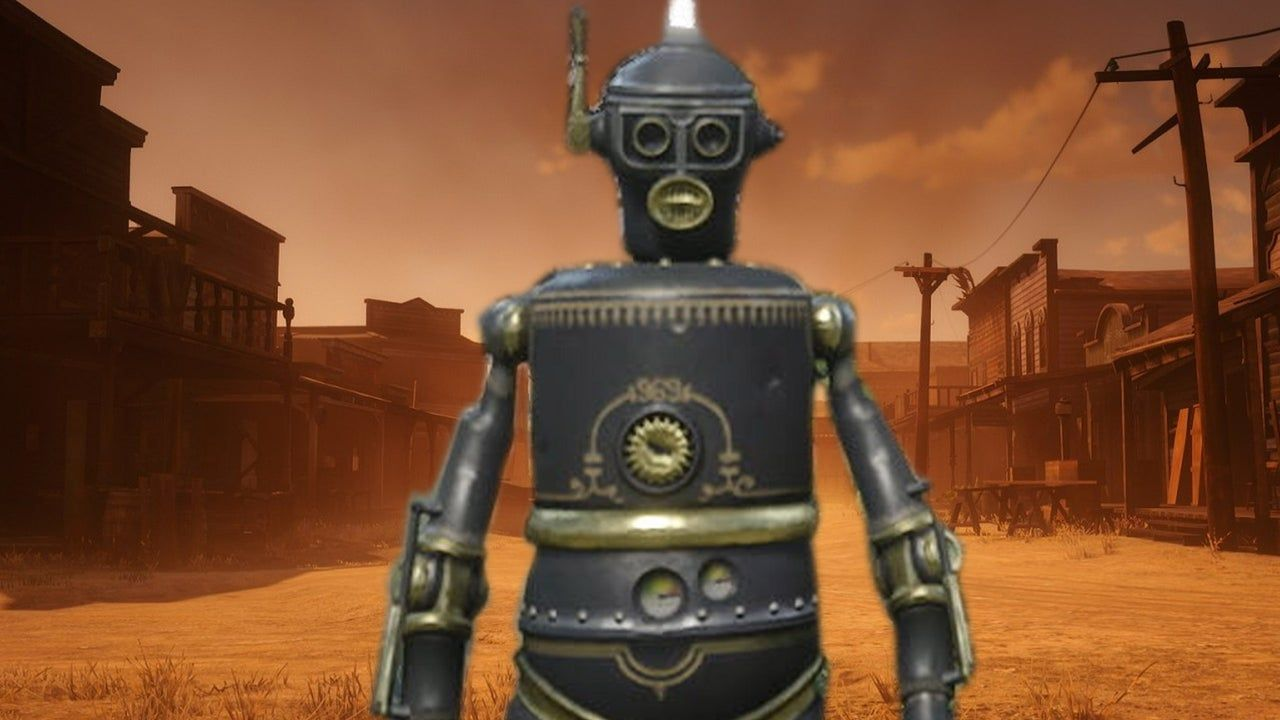 Play As A Robot With This Red Dead Redemption 2 Mod Red Dead