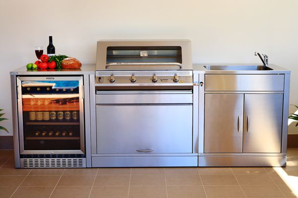Outdoor Kitchen Modular Units