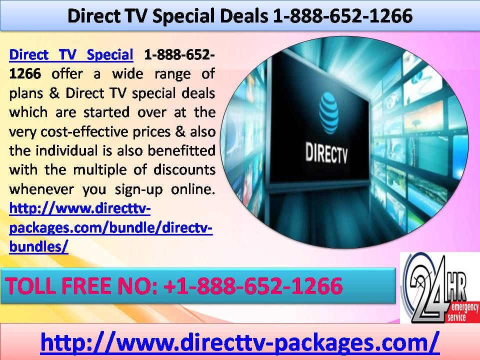 Direct TV Special Deals 18886521266 directtvpackages
