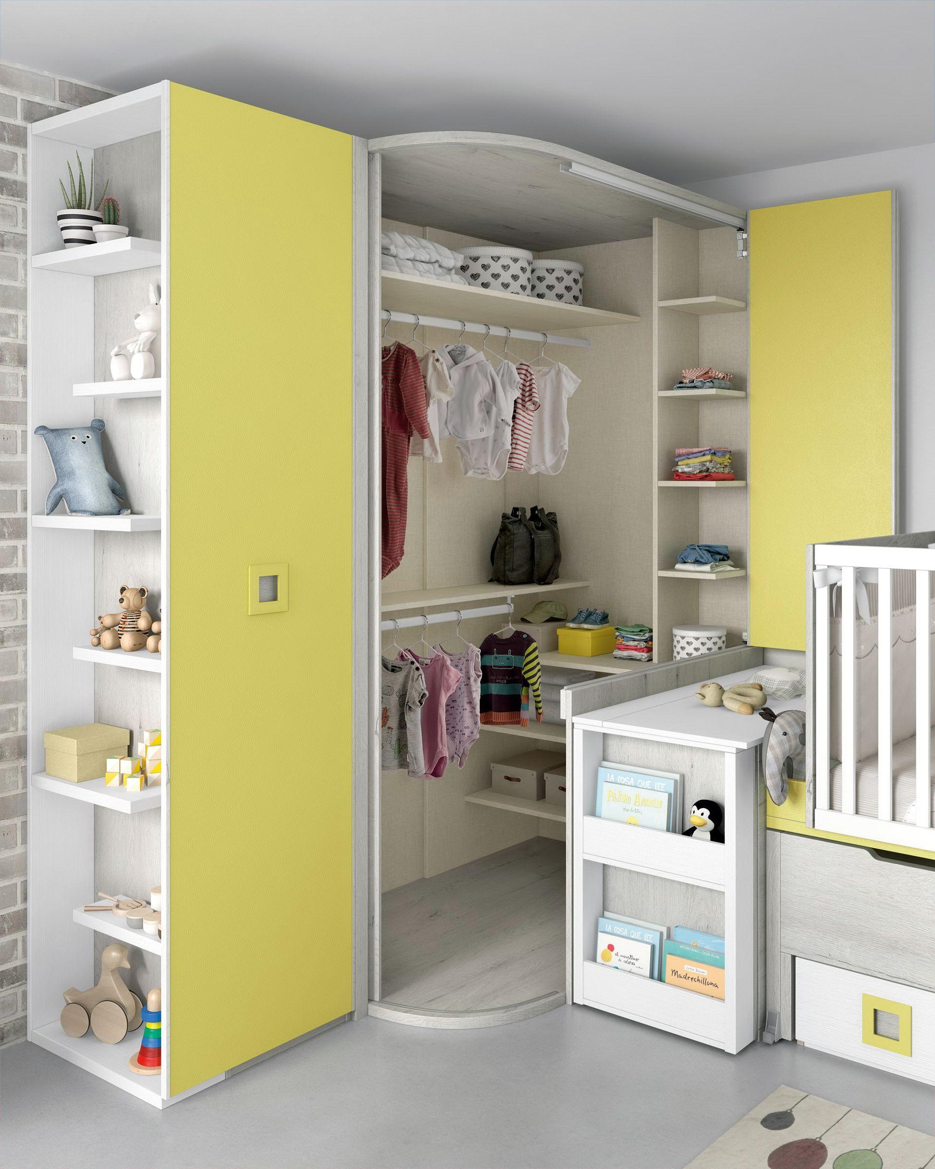 Armario Composicion Cuna Convertible Catalogo Style De Habitaciones Infantiles Habitaciones Infantiles Muebles Para Tienda Diseno De Interior Para Apartamento
