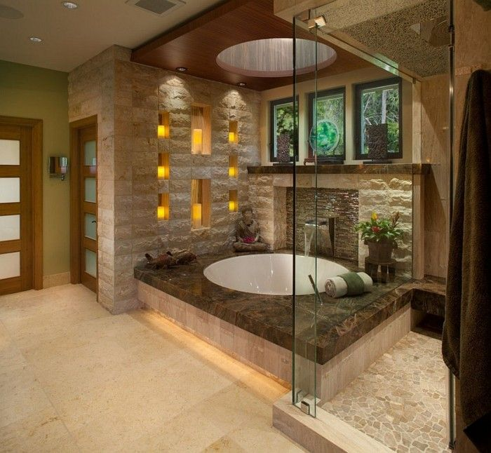 10 Modern Bathroom Lighting Ideas And Pictures Dream House Spa