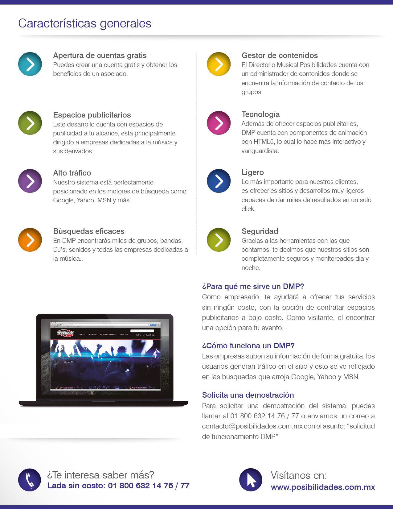 Dmp Directorio Musical Posibilidades Pdf Http Bit Ly 1sxtzbm Detalles Http Bit Desarrollo De Paginas Web Desarrollo De Software Manuales De Identidad