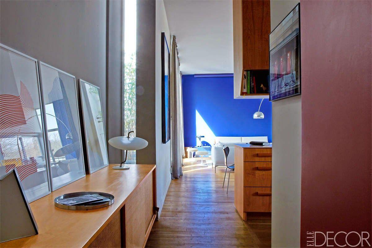 Renovierung einer Gertud Stein Wohnung im Sinne Le Corbusier in ...