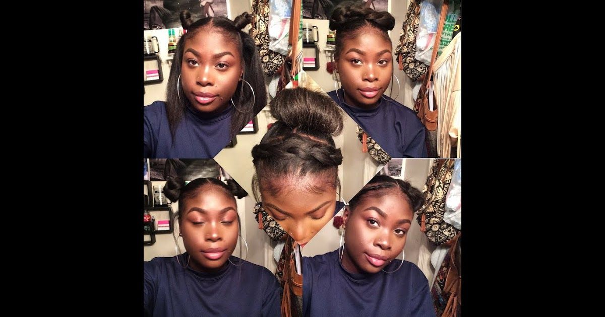 5 Heatless Hairstyles For Short Relaxed Hair Pin On 4c Natural Hair Care Tips For How To Roller Set In 2020 Short Relaxed Hairstyles Heatless Hairstyles Relaxed Hair